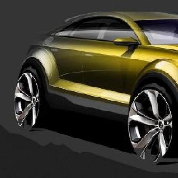 Desain Futuristik Audi Q4 Konsep