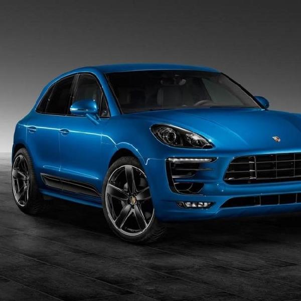 Macan S, Edisi Spesial dari Porsche Exclusive