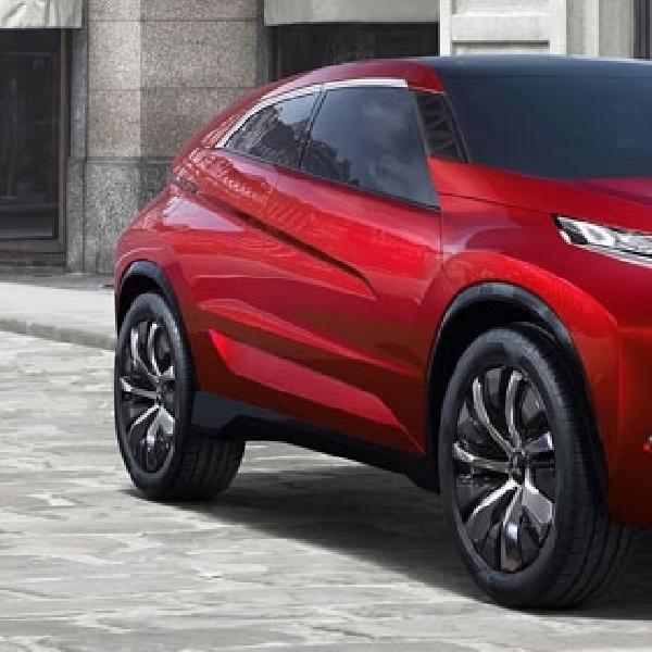 Penerus Mitsubishi Evo Hadir Dalam Bentuk Crossover