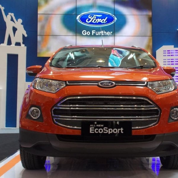 All New Ecosport senjata baru Ford di Pekan Otomotif Semarang