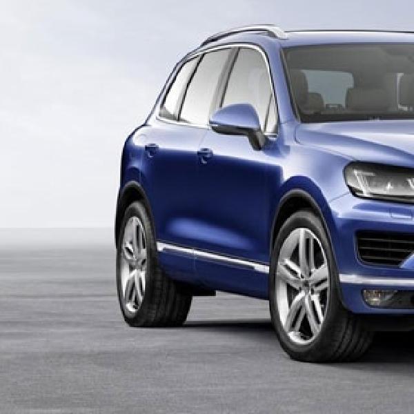 VW Touareg 2015 Meluncur di Beijing Motor Show 2014