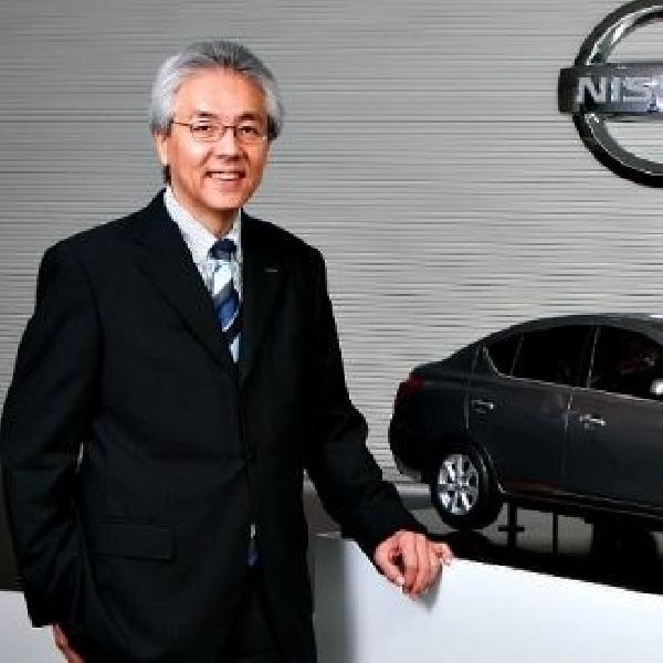 Nissan Motor Indonesia Ganti Pucuk Pimpinan
