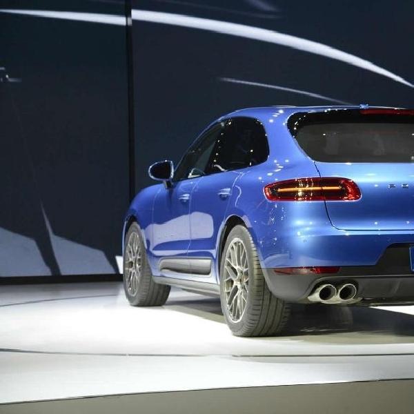 Porsche Macan mengaum di New York Auto Show 2014