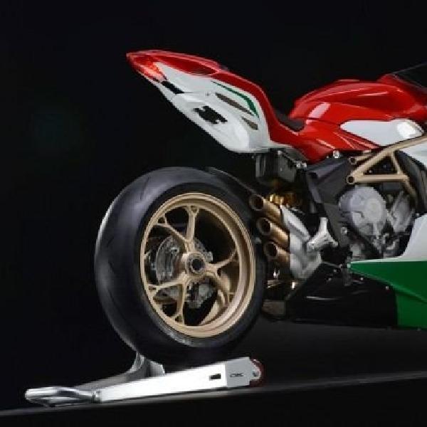MV Agusta rilis edisi spesial F3 800 AGO