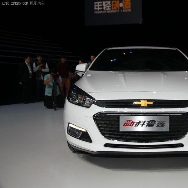 Chevrolet Cruze Generasi Terbaru Lahir di Beijing Motor Show 2014