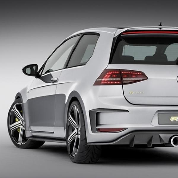 Volkswagen Golf R 400 Siap Masuk Jalur Produksi