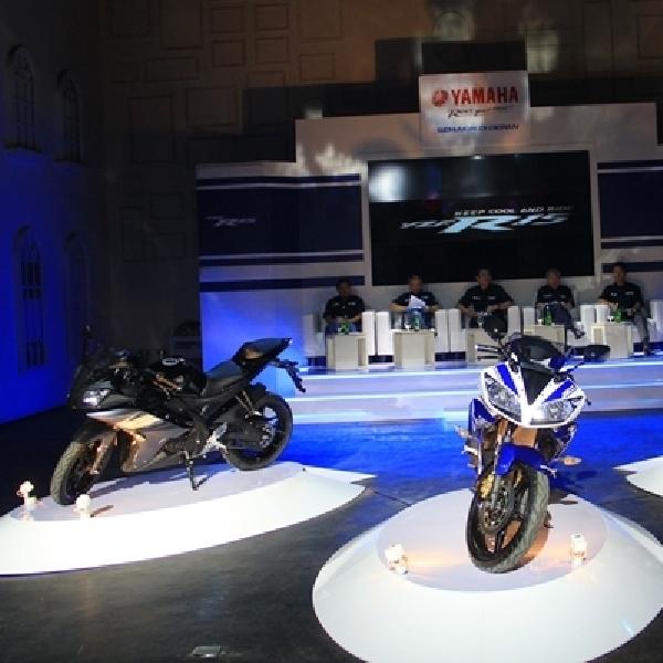 Yamaha R15 Resmi Dibanderol Rp 28 Juta OTR Jakarta
