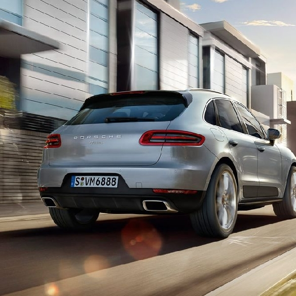 Porsche siapkan Macan bermesin 2.0 Liter Turbo untuk Asia