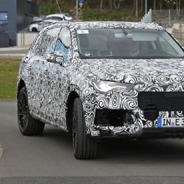 Debut generasi penerus Audi Q7 disiapkan Oktober mendatang
