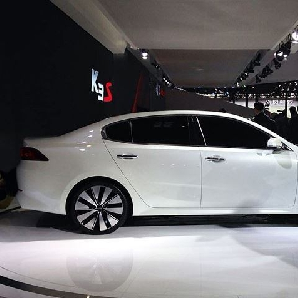 Beijing Motor Show 2014 lahirkan mobil konsep KIA terbaru