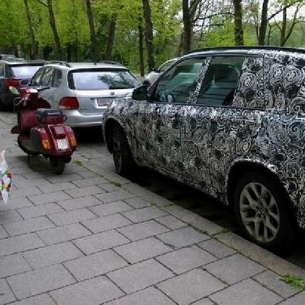 Model BMW X7 tertangkap kamera