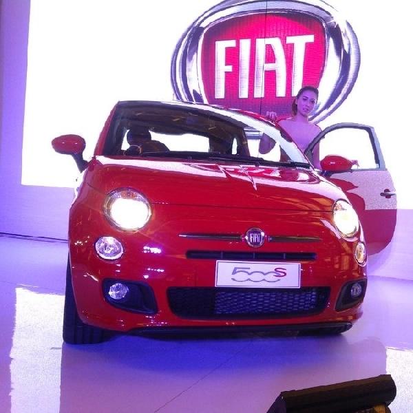 Usung tema happy life, PT Garansindo rilis Fiat 500 S