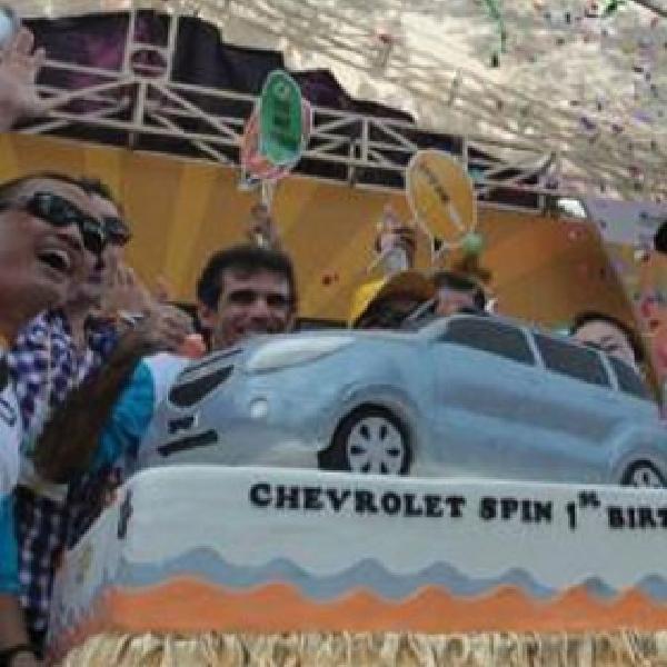 Sambut Satu Tahun Spin, Chevrolet Gelar Sp1ncredible