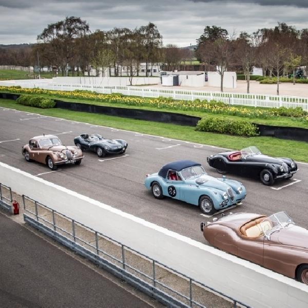 Jaguar Heritage Racing siap gelar Mille Miglia