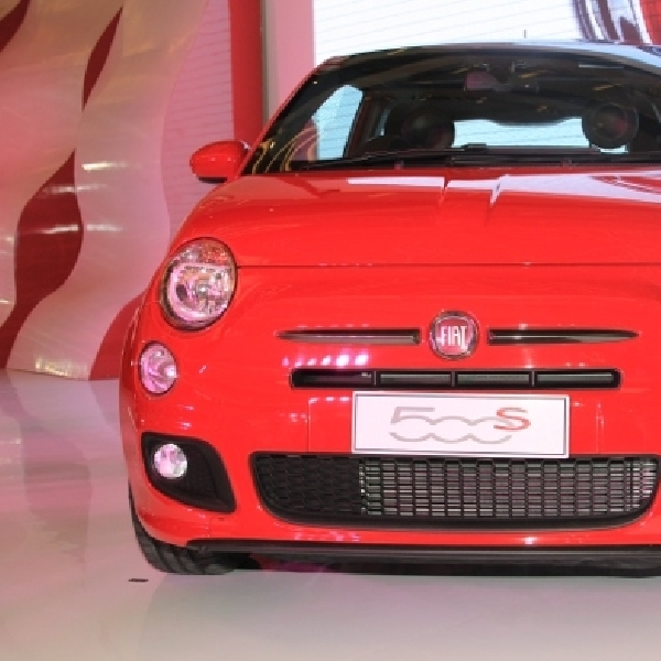 Fiat dijatah 300 unit hingga akhir tahun