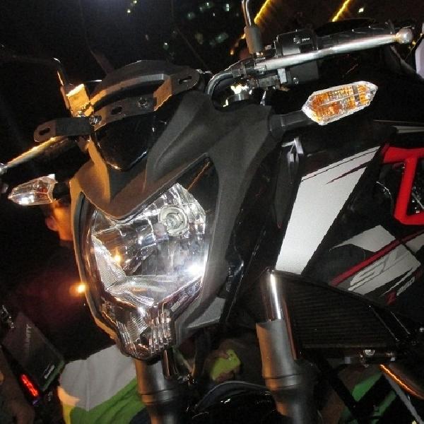 Kawasaki Z250SL beda segmen dengan Ninja RR Mono