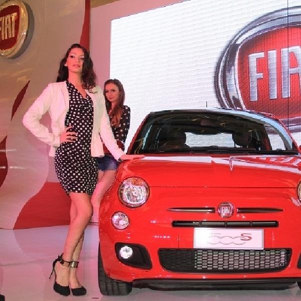 Fiat 500 Sport lebih maskulin