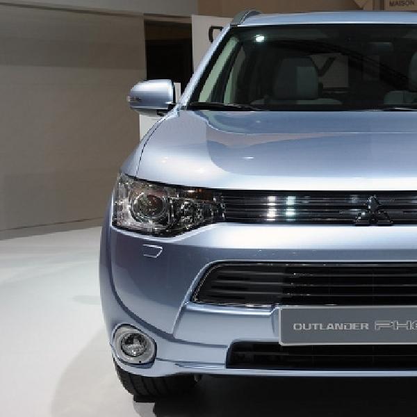 Mitsubishi Motor Europe raup laba 261 Juta Euro