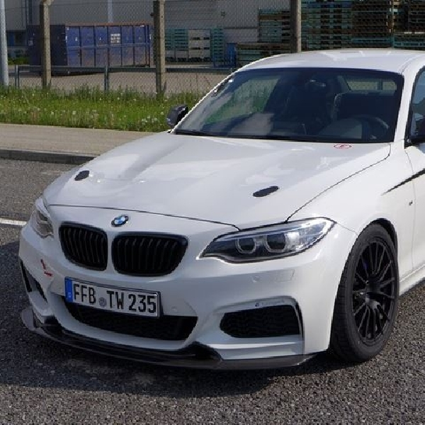 Racikan Tuningwerk atas BMW M235i dengan rasa BMW M2