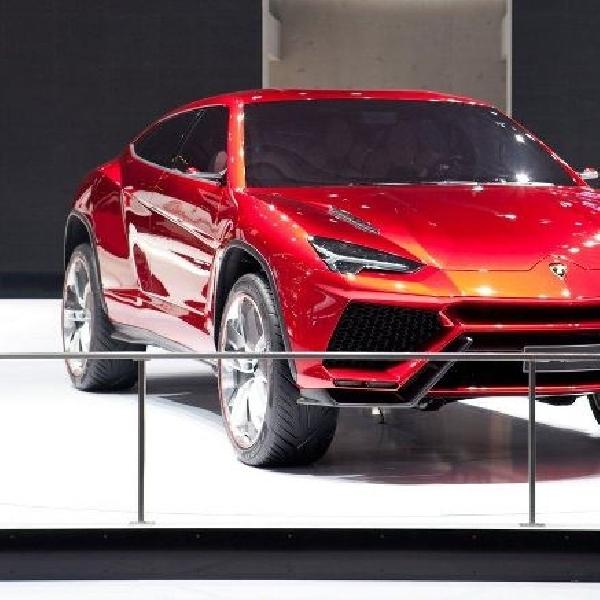 Lamborghini Urus akan usung mesin turbo berkonfigurasi V8