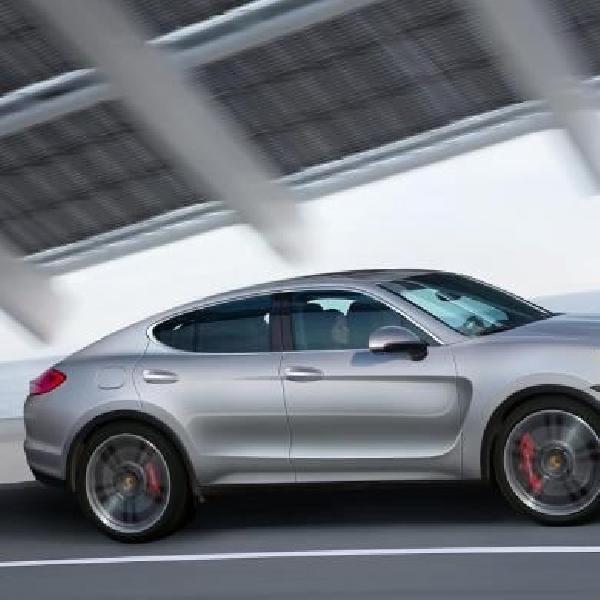 Porsche Cayenne Coupe disiapkan jadi pesaing baru BMW X6