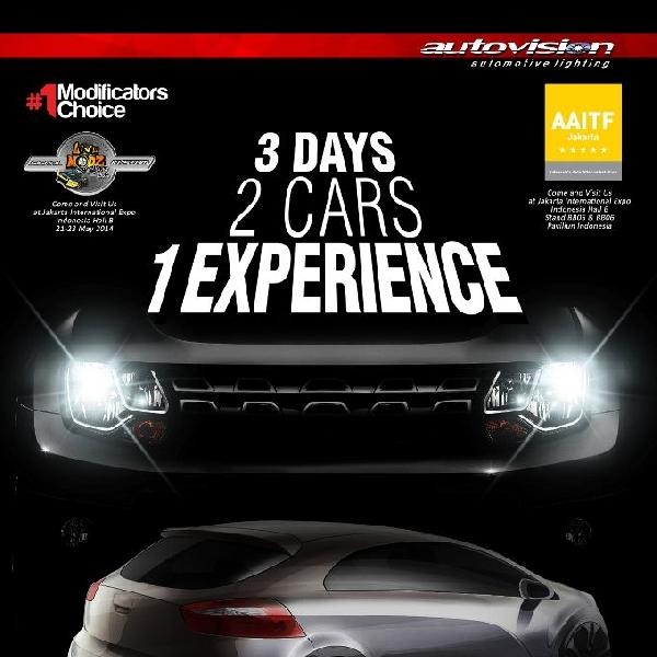 Autovision terlibat di proyek modifikasi mobil dalam waktu 3 Hari