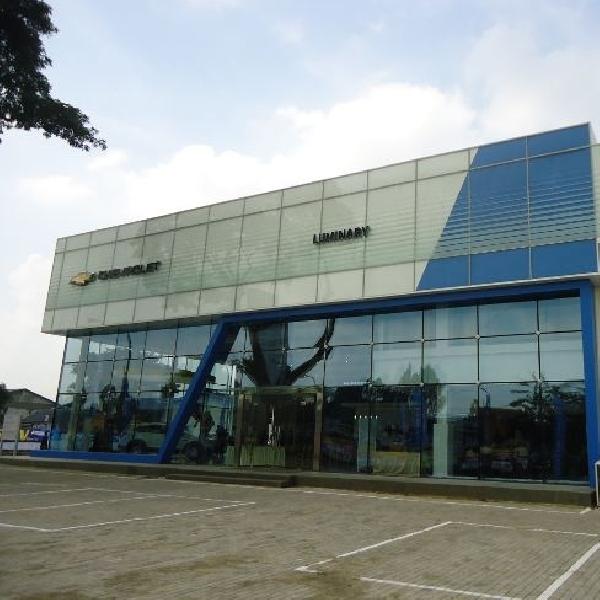 Chevrolet resmikan diler ke-40 di Daan Mogot, Tangerang