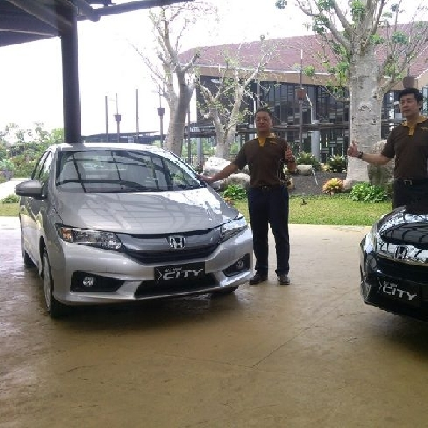 Kencan singkat dengan All New Honda City
