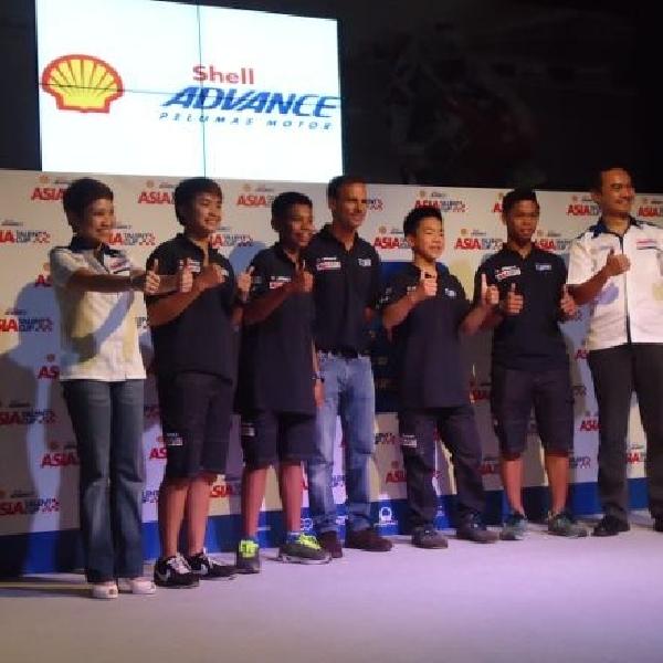 Sentul jadi tuan rumah putaran kedua Shell Advance Asia Talent Cup 2014