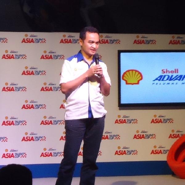 Shell Cup 2014 ajang mencari pembalap muda berbakat