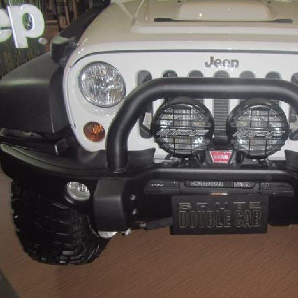 Garansindo Luncurkan Jeep Wrangler Brute Double Cab