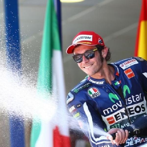 Hasil tes Rossi pasca Jerez positif