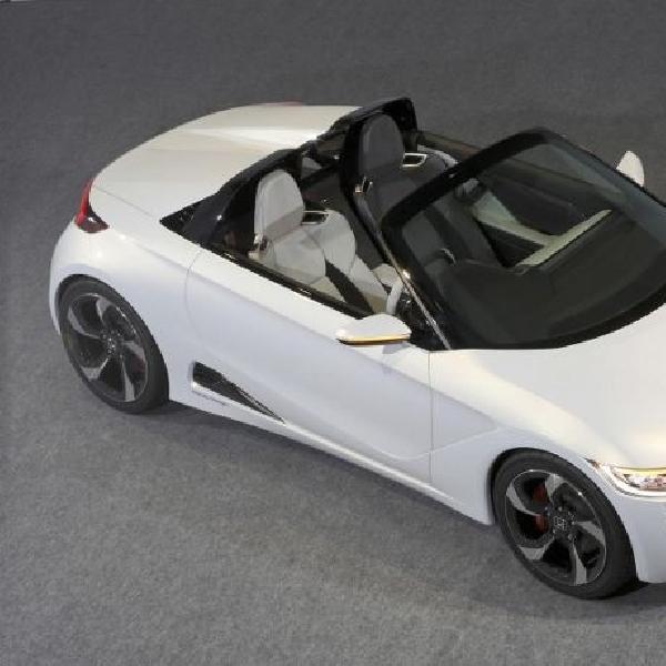 Honda siap produksi model konsep S660