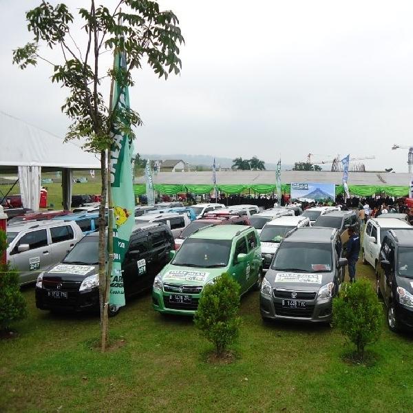 Jalan-jalan Karimun Wagon R perdana himpun 560 peserta