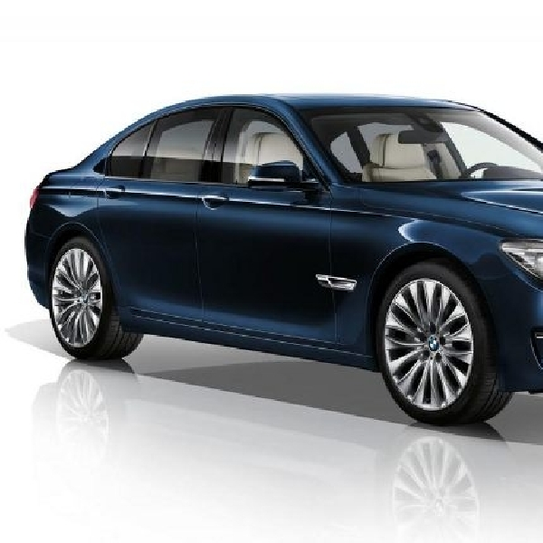 BMW rilis model 7 Series edisi eksklusif