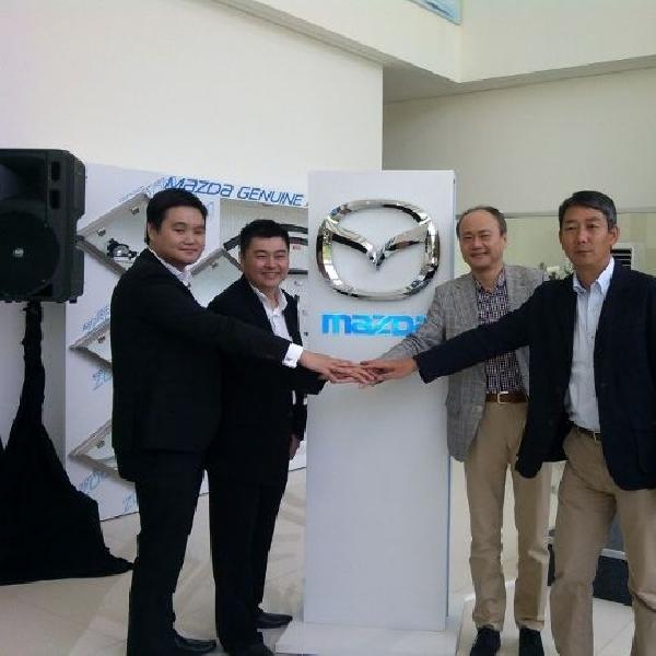 Mazda resmikan dealer ke-42 di Cikarang