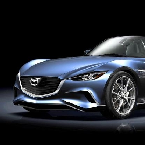 Inikah Tampang Mazda MX-5 2015 ?