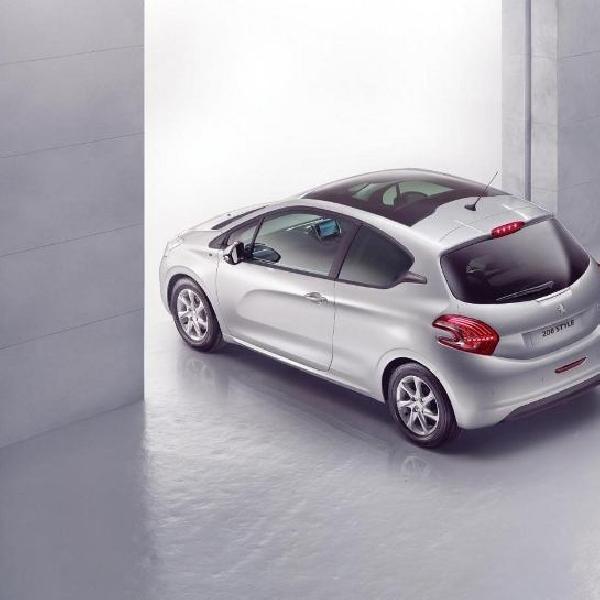 Peugeot tawarkan 208 Style Edition di Inggris