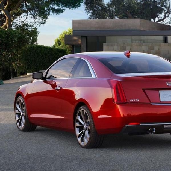 Cadillac ATS Coupe 2015 dibanderol 38.900 USD