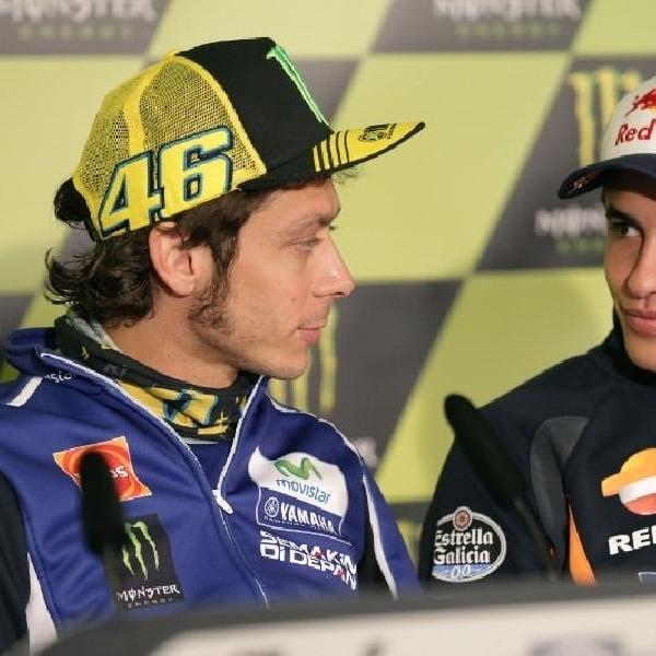 Rossi akan jegal Marquez di Le Mans