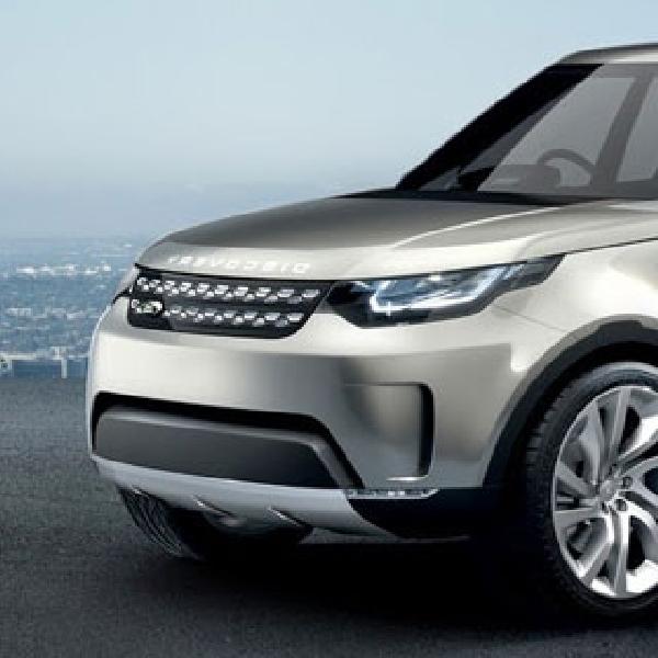 Tiga Model Land Rover Terbaru Tengah Dipersiapkan Prinsipal