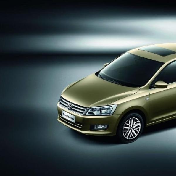 Mobil murah Volkswagen akan rilis di Cina