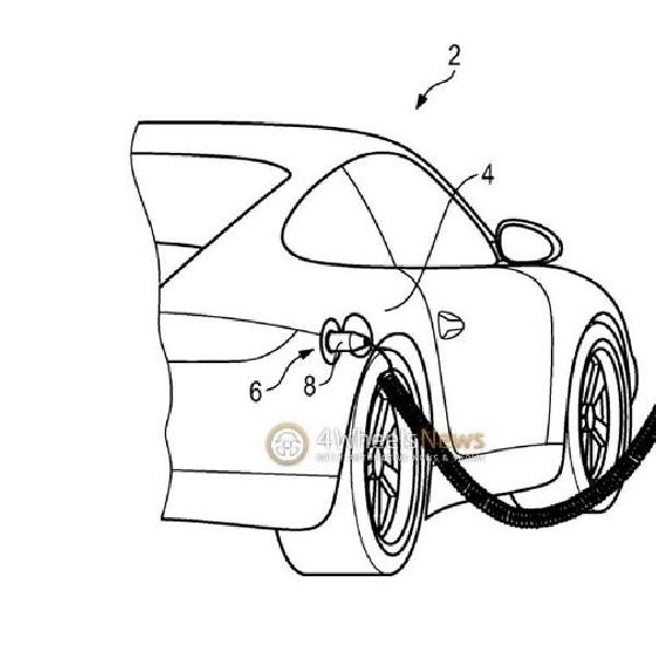 Porsche patenkan 911 versi Hybrid?
