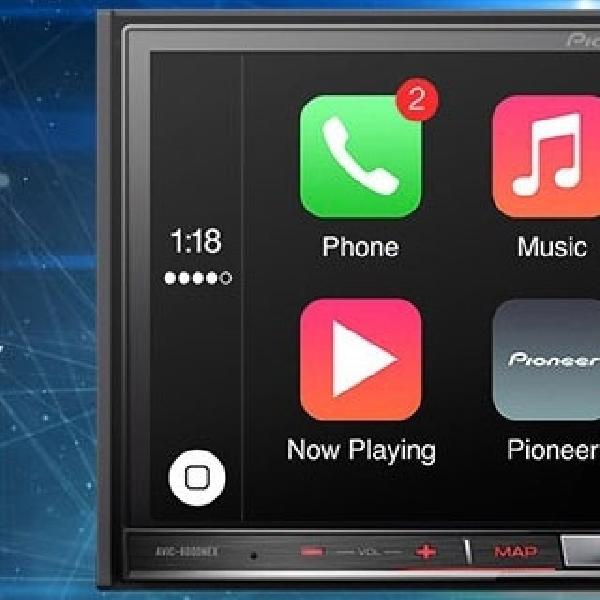 Pioneer Jadi Produsen Electronik AutoMobile Pertama Adopsi CarPlay
