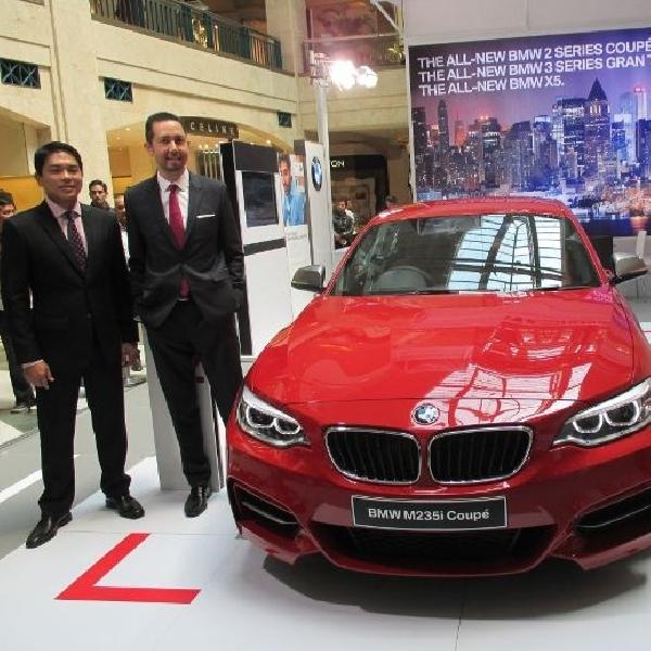 Lebih dalam dengan all new BMW M235i Coupe