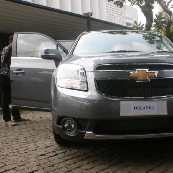 New Chevrolet Orlando MY14 resmi diperkenalkan