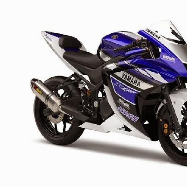 Keistimewaan 250 pembeli pertama Yamaha R25