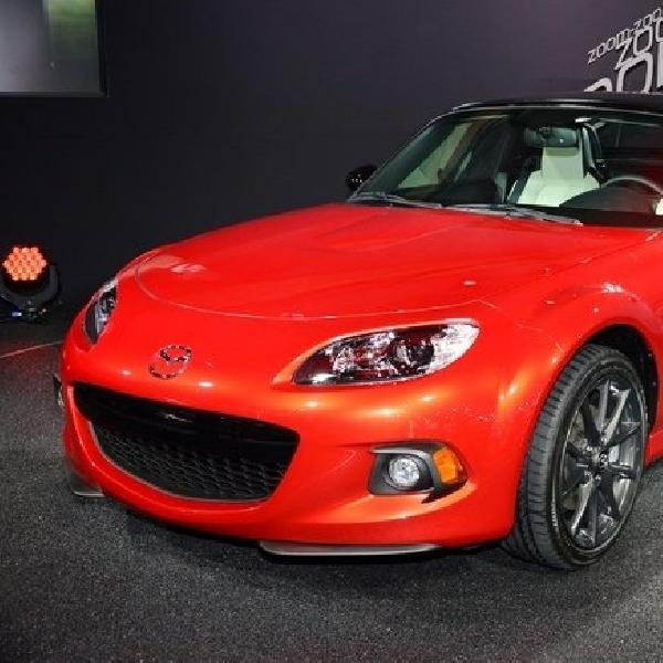 Mazda MX-5 25th Anniversary Edition ludes terjual dalam 10 menit