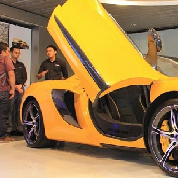 McLaren Jakarta Siapkan One Make Race McLaren