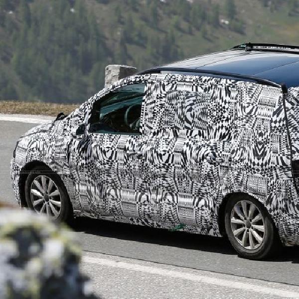 Generasi lanjutan VW Touran tertangkap kamera